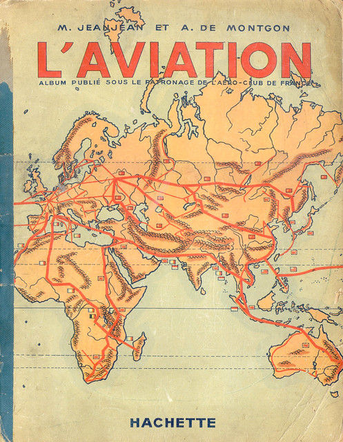 L 'aviation (1938) Jeanjean