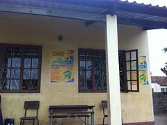 Posto de Recenseamento da Escola Secundária de Chókwè