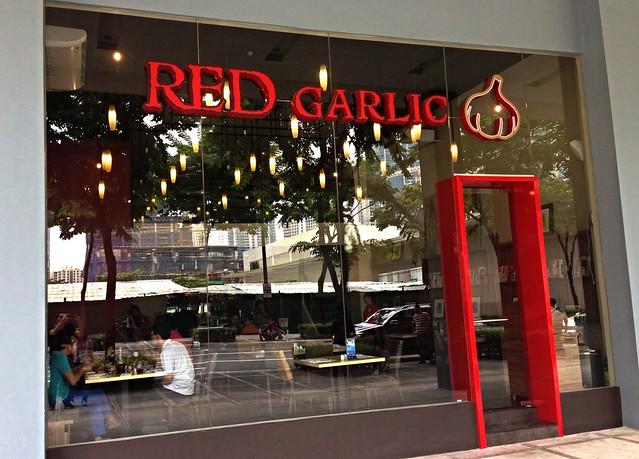 red garlic bistro