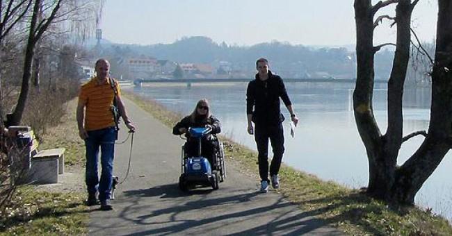 Cestování ve Švýcarsku pro tělesně postižené