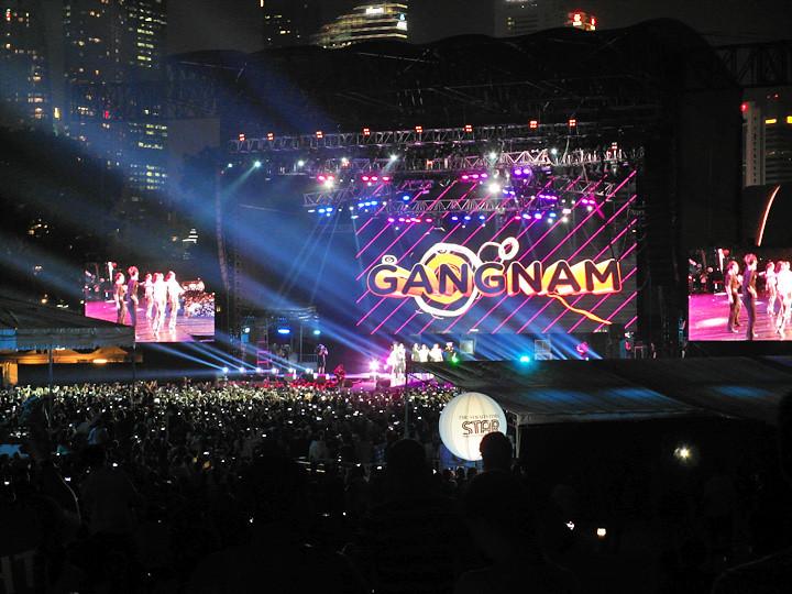 psy social star concert 2013