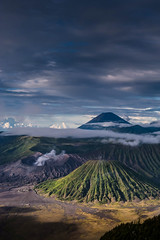 Bromo by Vineet Radhakrishnan