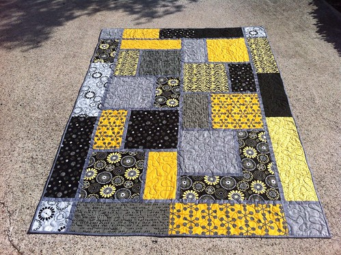Sabie Sews: Two Point Seven Five[ish] Quilts!