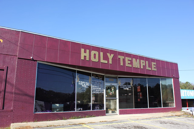 """Holy Temple"" Church, Tallahassee FL"