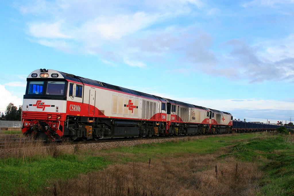 1901 CSR006+CSR009+CSR002 by Trackside Photography Australia