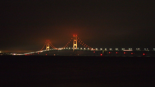 Mighty Mac at Night