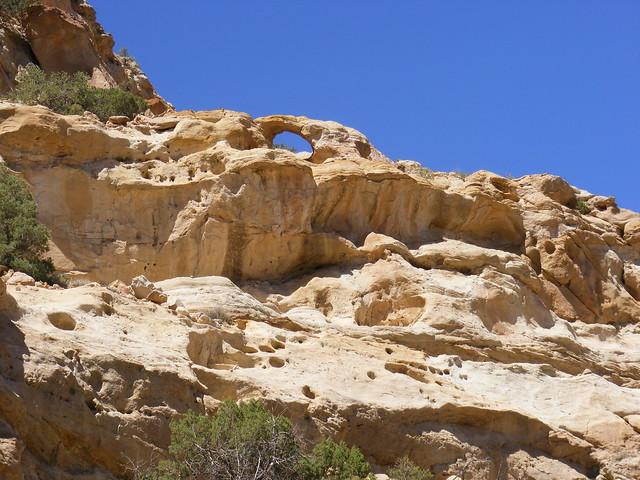 New Mexico Natural Arch NM-370 Arco Bonito