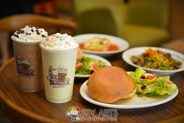 The Coffee Bean and Tea Leaf 50th birthday Malaysia Food Menu & Party Packs