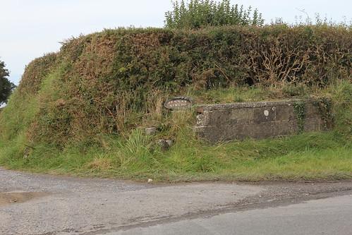Stondin Laeth, Pennar Newydd, Parcllyn