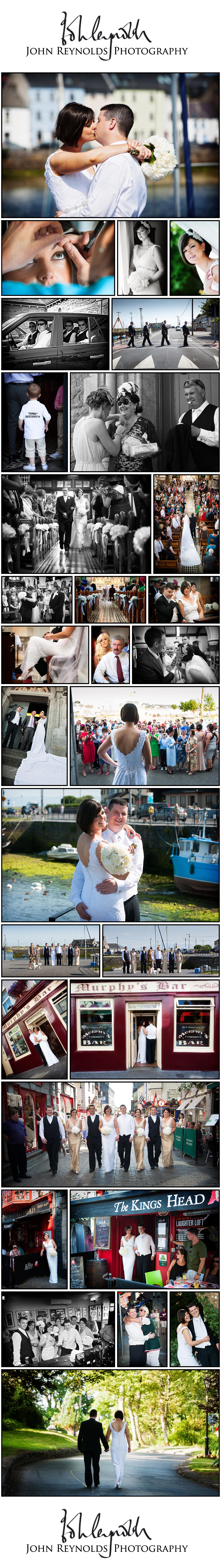 Michelle & Chris Blog Collage