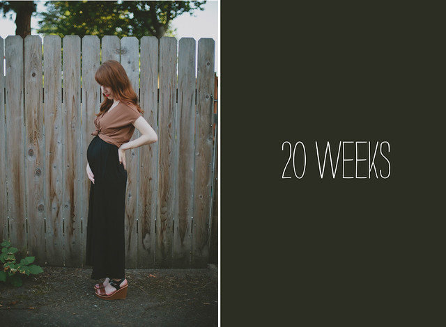 maternity // 20 weeks