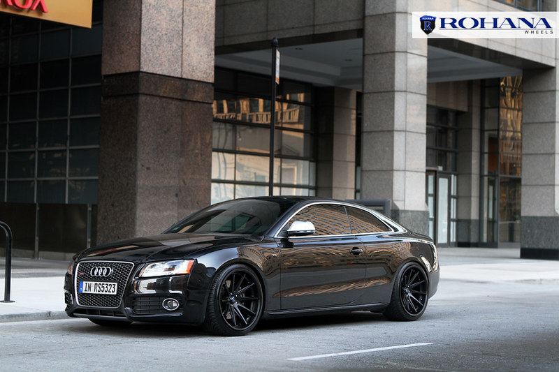 rohana wheels audi s5 x rc10 20x11 28 all around. Black Bedroom Furniture Sets. Home Design Ideas