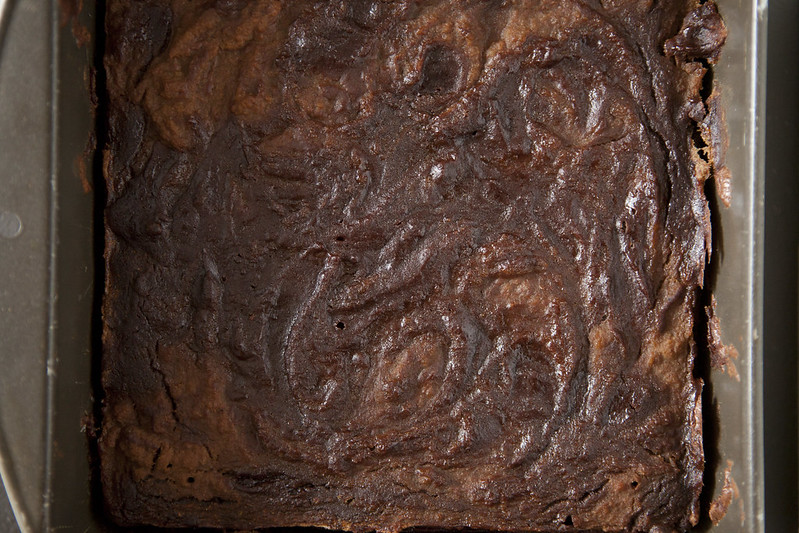 4 Ingredient Fudgy Pumpkin Pie BrowniesIMG_4056