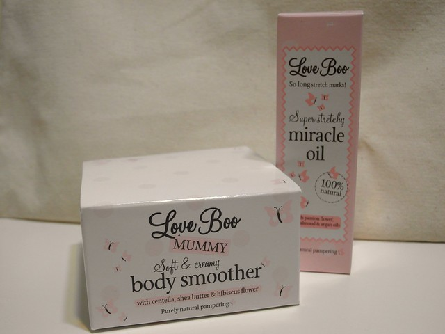 LoveBoo的Miracle Oil & Body Smoother