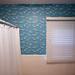 Swan Lake Blue Wallpaper by Heather Ross by Spoonflower Fabrics