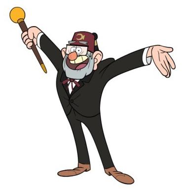 Grunkle Stan (Gravity Falls)