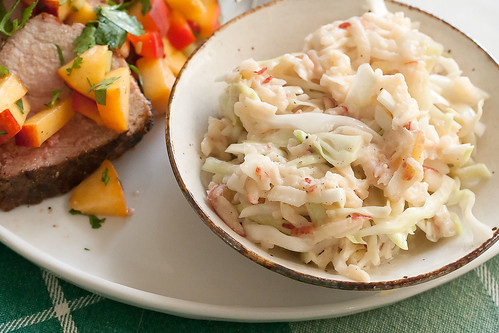 Apple and Cabbage Slaw