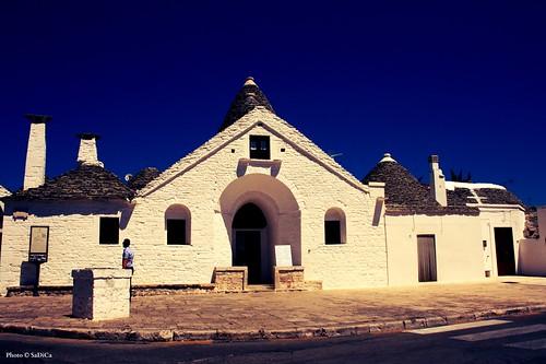 Trullo Sovrano - Alberobello