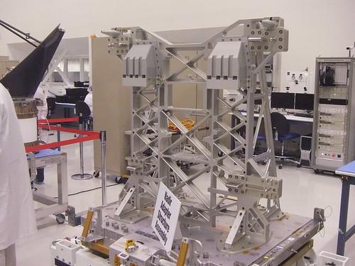 ISS Rapidscat hardware