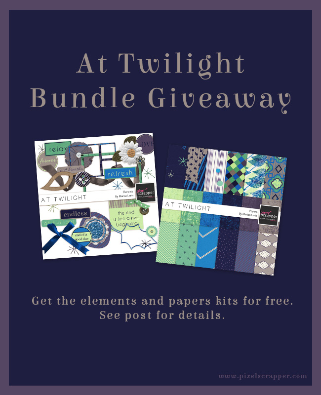 At Twilight Giveaway