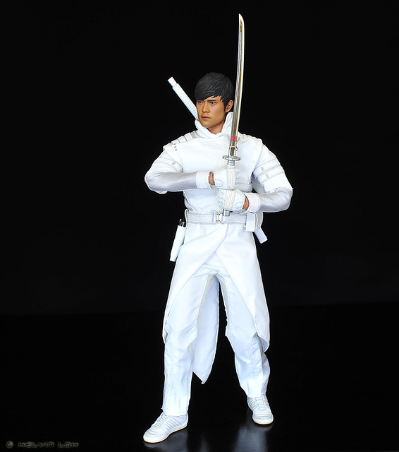 Storm Shadow weapons - katana