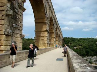 024 Pont du Gard met Gé
