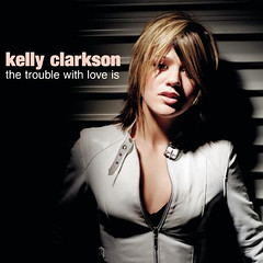 Kelly Clarkson – The Trouble with Love Is