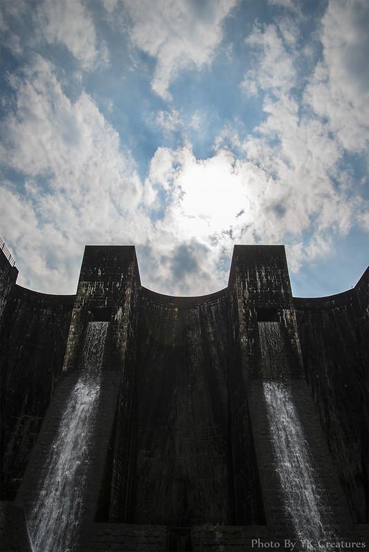 2013/08/29 豊稔池堰堤