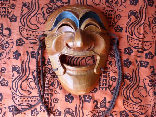 Máscara coreana