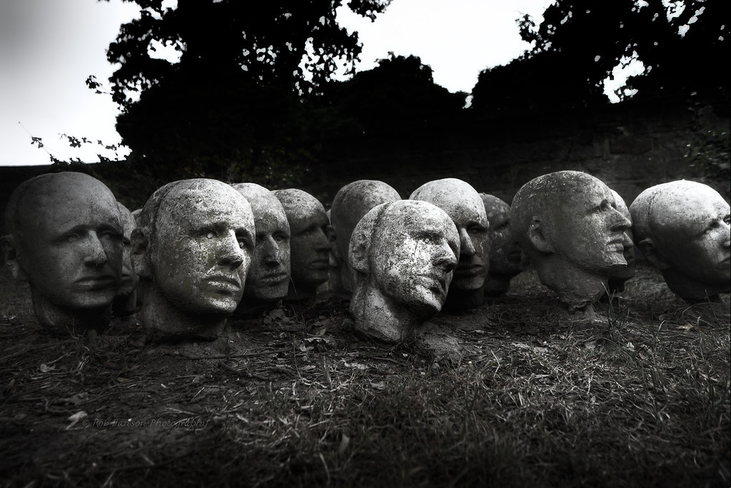 Heads (Not Talking)