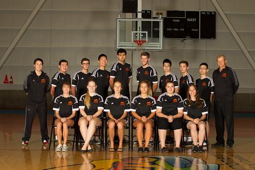 2013-14 Badminton (Snucins)