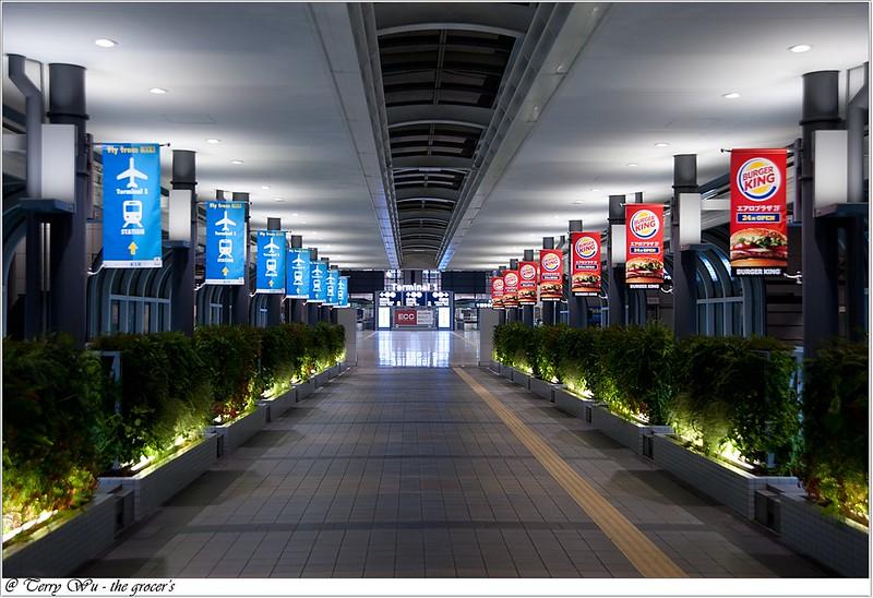 2013-09 京都自由行-機場過夜-3