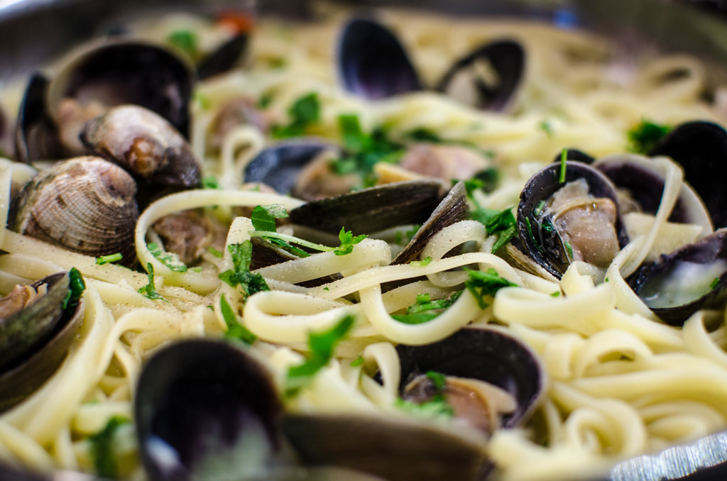 Linguine alle Vongole