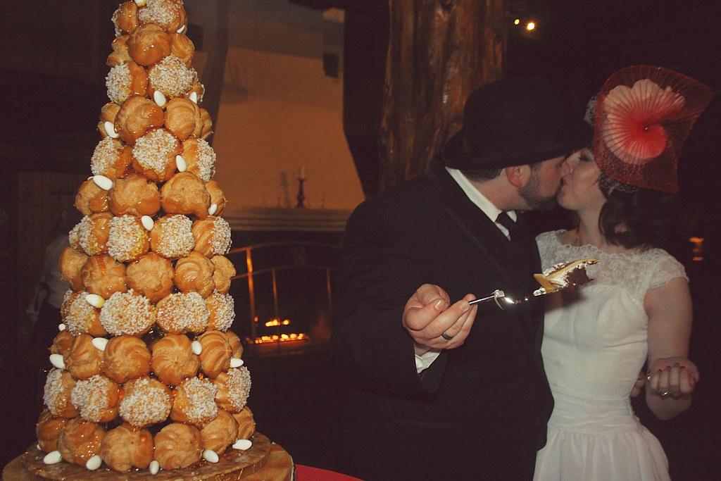 A Damn Fine Wedding - Twin Peaks Themed