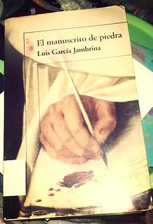 El manuscrito de piedra 2008