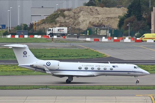 Gulfstream Aerospace G-V 678 Hellenic Air Force