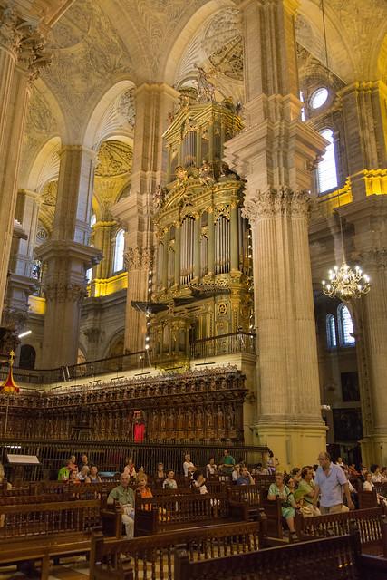 Malagan katedraali
