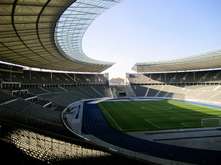 Olympia Stadion, Berlin