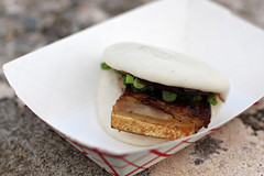 Crispy Pork Bun from Bite Size Kitchen at Smorgasb…