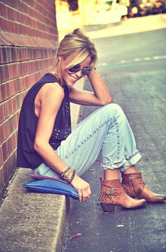 botines-con-boyfriend-jeans
