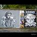 Roma. Strike. Street Art by Diamond by R come Rit@