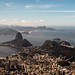 Sugar Loaf Panoramic View from Corcovado by Christian Baudet