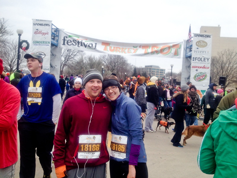 2013 La Crosse Turkey Trot