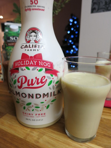 Nog Research - Califia Holiday Nog