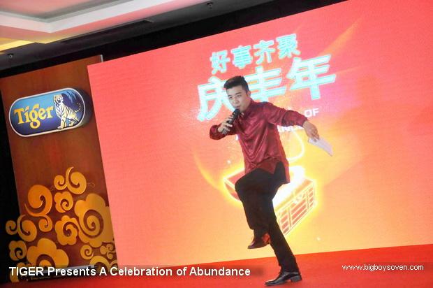 TIGER Presents A Celebration of Abundance 5