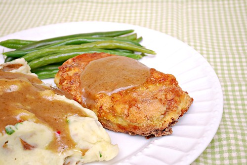 Country Fried Chicken Patties