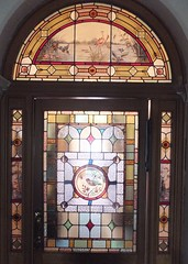 Gawler East c1898 E.F.Troy window