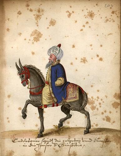 011-Juez-Cadí-Türkisches Manierenbuch-1595- ORKA Open Repository Kassel