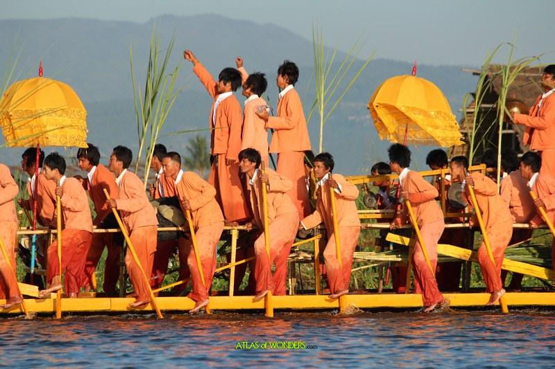 Viajar a Birmania