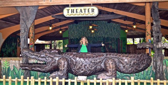 shows at st. augustine alligator farm